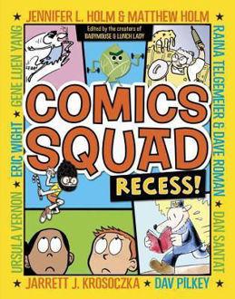 Picture of Comics Squad: Recess!