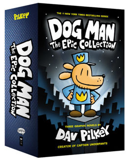 Picture of Dog Man: The Epic Collection (Books #1-3)