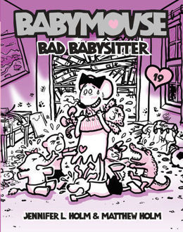 Picture of Babymouse #19: Bad Babysitter