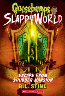 Picture of Goosebumps Slappyworld #5: Escape from Shudder Mansion