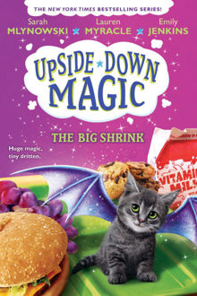 Picture of Upside-Down Magic #6: The Big Shrink