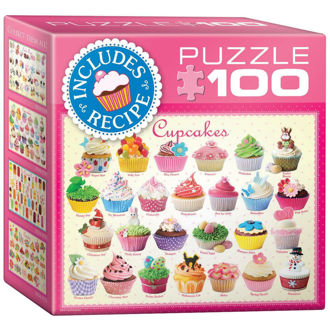 Picture of Cupcakes Puzzles