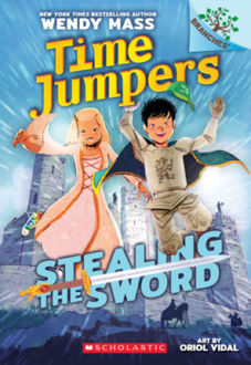 Picture of Time Jumpers #1: Stealing the Sword