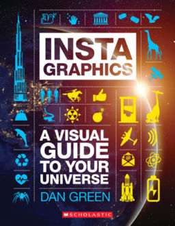 Picture of Instagraphics Visual guide to the universe