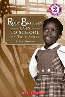 Picture of Ruby Bridges Goes to School : My True Story