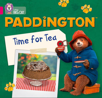 Picture of Paddington time for tea