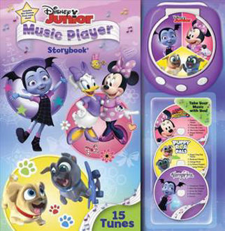 Picture of Disney Junior Music Player Storybook