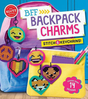 Picture of Klutz: BFF Backpack Charms