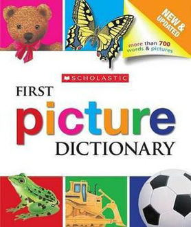 Picture of Scholastic First Picture Dictionary