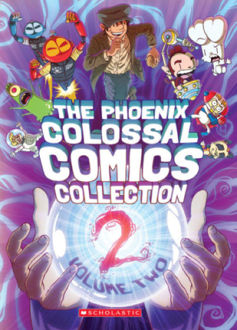 Picture of The Phoenix Colossal Comics Collection Volume 2