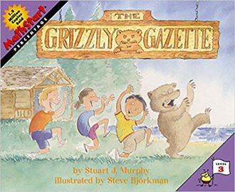 Picture of The Grizzly Gazette (MathStart 3)