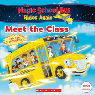 Picture of The Magic School Bus Rides Again: Meet the Class