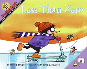 Picture of Less Than Zero (MathStart 3)