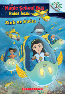 Picture of The Magic School Bus Rides Again: Sink or Swim