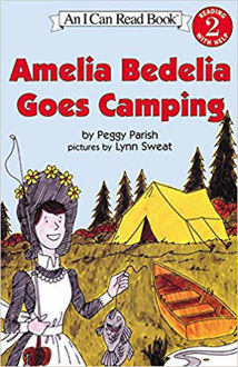 Picture of Amelia Bedelia Goes Camping (I Can Read Level 2)