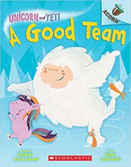 Unicorn and Yetti A Good Team