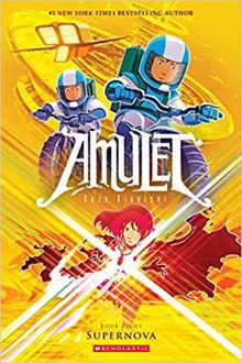 Picture of Amulet #8: Supernova