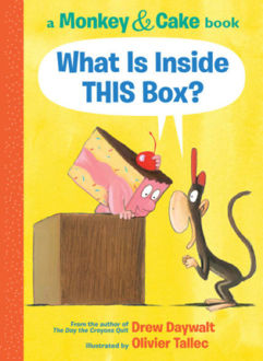Picture of Monkey & Cake: What Is Inside THIS Box?