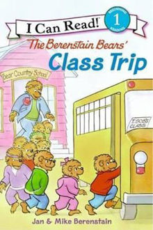 Picture of The Berenstain Bears' Class Trip