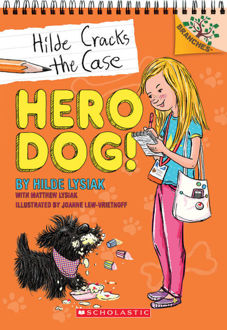 Picture of Hilde Cracks the Case #1: Hero Dog!