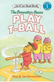 Picture of The Berenstain Bears Play T Ball