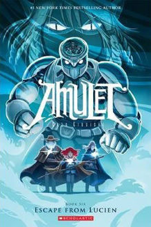 Picture of Amulet: #6 Escape from Lucien