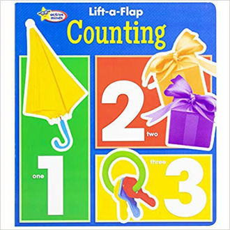 Picture of Active Minds - Lift-a-Flap - Counting