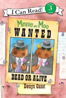 Picture of Miinie And Moo: Wanted Dead Or Alive
