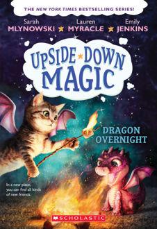 Picture of Upside-Down Magic #4: Dragon Overnight