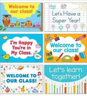 Picture of Back-to-School Postcards
