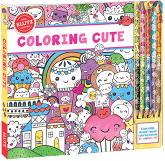 Picture of Coloring Cute
