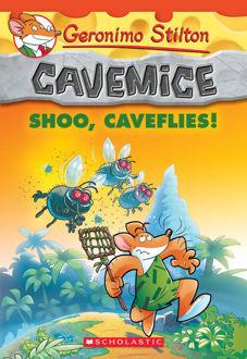Picture of Geronimo Stilton Cavemice #14: Shoo, Caveflies!