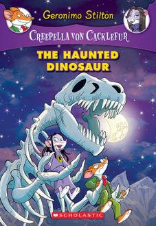 Picture of Creepella von Cacklefur #9: The Haunted Dinosaur