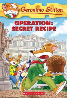 Picture of Geronimo Stilton #66: Operation: Secret Recipe