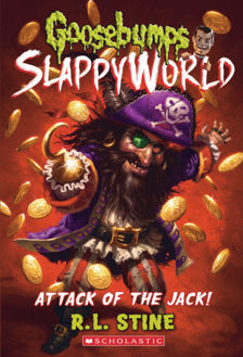 Picture of Goosebumps SlappyWorld #2: Attack of the Jack!