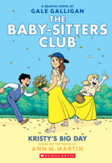 Picture of The Baby-Sitters Club Graphix #6: Kristy's Big Day