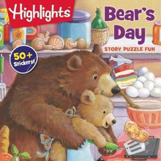 Picture of Bear's Day Story Puzzle Fun