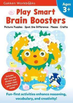 Picture of PLAY SMART BRAIN BOOSTERS 3+