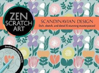 Picture of ZEN SCRATCH ART: SCANDINAVIAN DESIGN