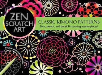 Picture of ZEN SCRATCH ART: CLASSIC KIMONO PATTERNS
