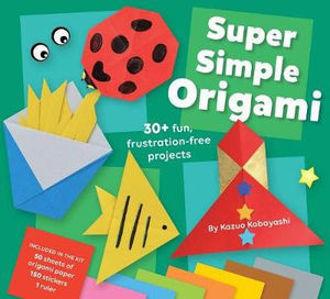 Picture of SUPER SIMPLE ORIGAMI