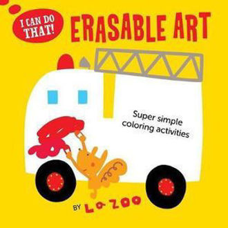 Picture of I CAN DO THAT: ERASABLE ART