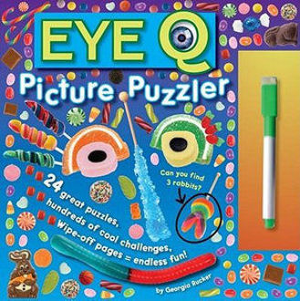 Picture of Eye Picture Puzzler