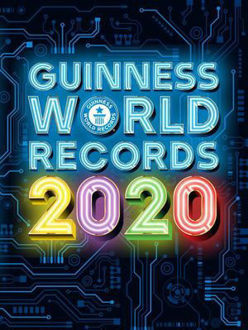 Picture of GUINNESS WORLD RECORDS 2020