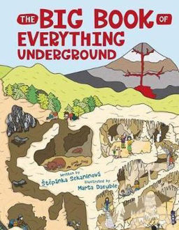 Picture of BIG BOOK OF EVERYTHING UNDERGROUND