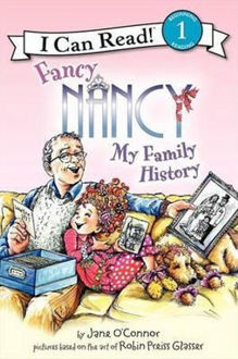 Picture of Fancy Nancy : My Family History