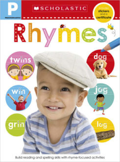 Picture of Pre-K Skills Workbook: Rhymes By:  Scholastic