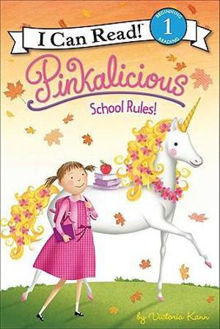 Picture of School Rules! Pinkalicious I Can Read Level 1