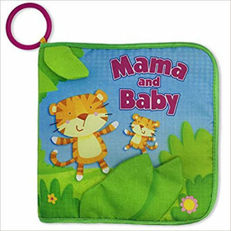 Picture of Mama & Baby (Deluxe Cloth Book)