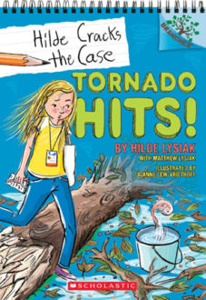 Picture of Hilde Cracks the Case #5: Tornado Hits!